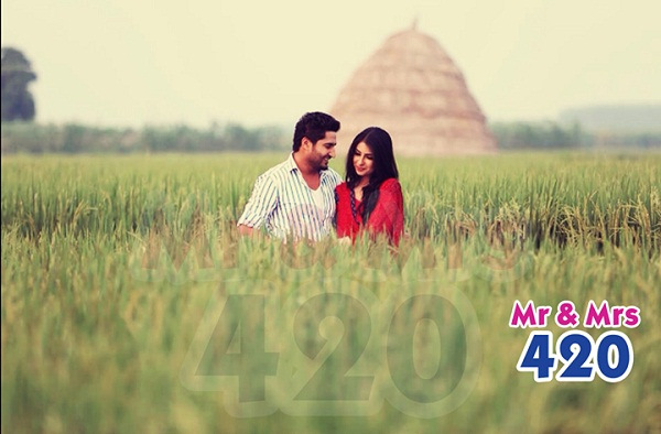 jassi-gill, mr and mrs 420