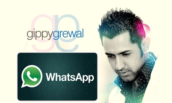 whatsapp gippy grewal