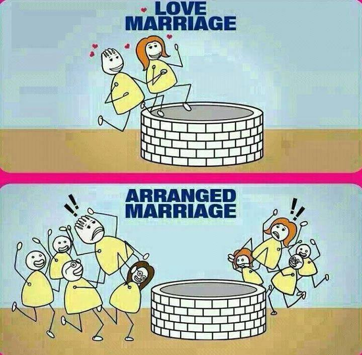 funny marriages image