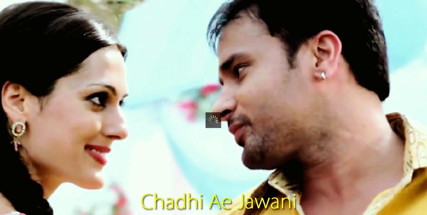 Chadhi Ae Jawani, amrinder Gill