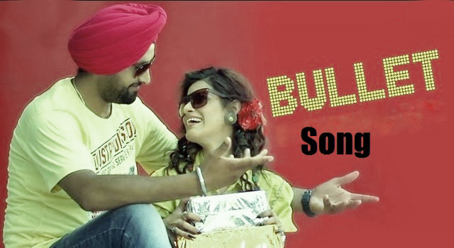 bullet song lyrics
