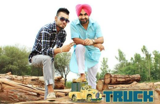 ravinder grewal, truck song lyrics