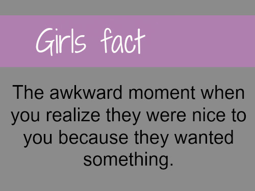 Facts About Girls