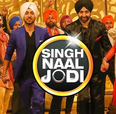 Sukshinder-Shinda, Diljit-Dosanjh,Singh-Naal-Jodi