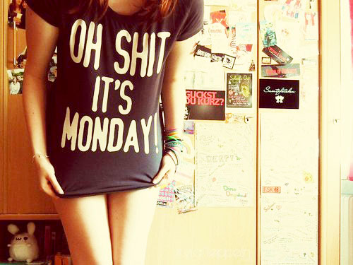 I hate Monday Quotes, Funny Monday Quotes, Monday hates