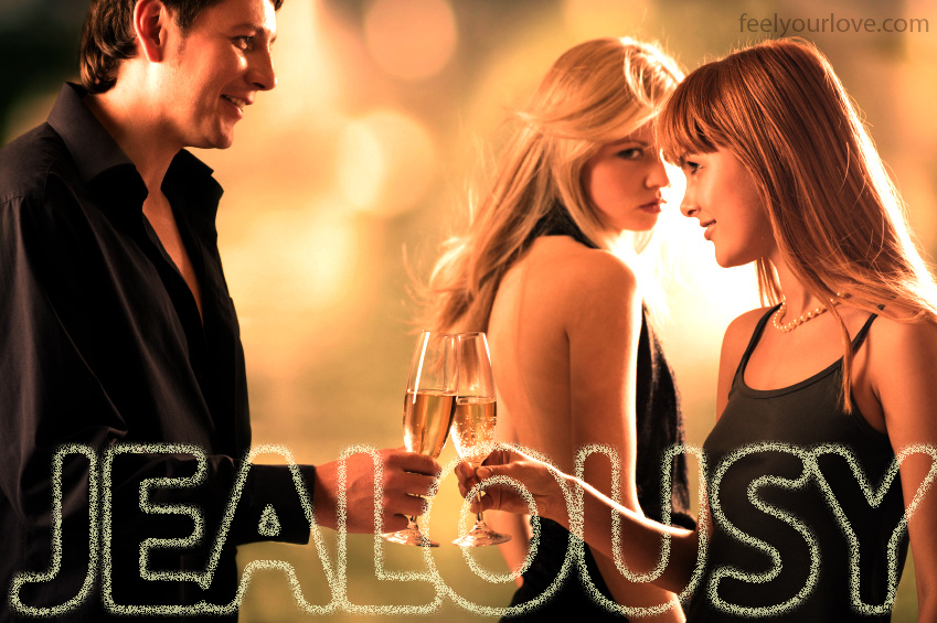 jealousy, jealous with friends, girl jealousy