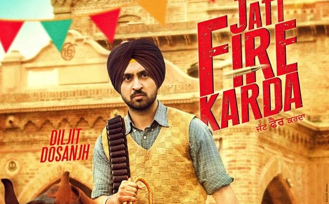 Jatt Fire Karda song Lyrics Diljit Dosanjh