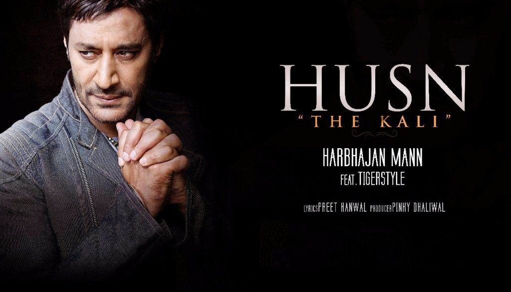 Husn-The-Kali, Husn-The-Kali song lyrics , Husn-The-Kali harbhajan mann