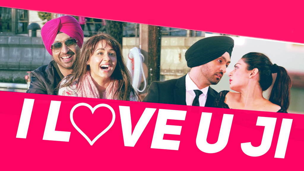 I love U Ji Song Lyrics Diljit Dosanjh