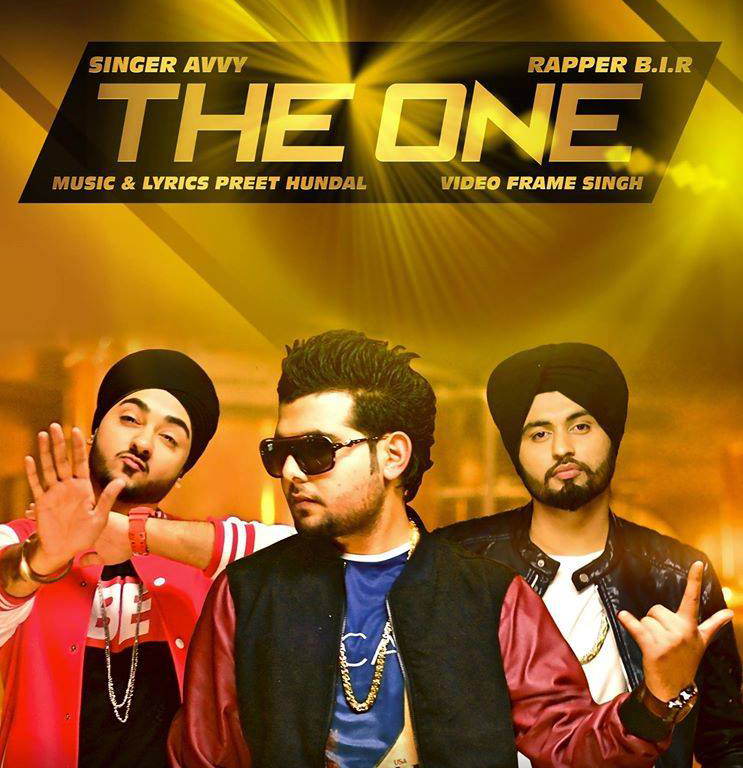 The One song lyrics Avvy | Rap: BIR | Preet Hundal