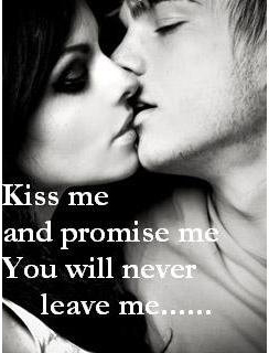 Kiss me quotes, kiss me, when you kiss me quotes, kiss me sayings