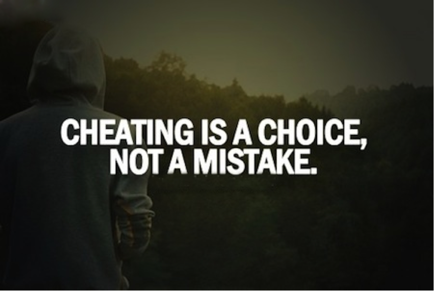 Cheated in love, Cheating, Cheater, cheated on me